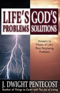 Life's Problems God's Solutions Paperback