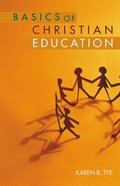Basics of Christian Education Paperback