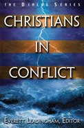 Christians in Conflict (Student Guide) (Dialog Study Series) Paperback