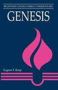 Genesis (Believer's Church Bible Commentary Series) Paperback