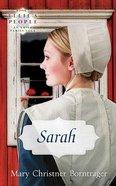 Sarah (#07 in Ellie's People Series) Paperback