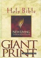 NLT Giant Print (1st Ed.) Hardback
