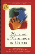 Helping a Neighbour in Crisis Paperback