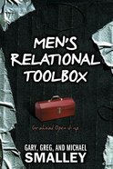 Men's Relational Toolbox Paperback