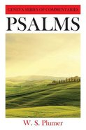 Psalms (Geneva Series Of Commentaries) Hardback