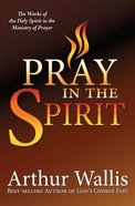 Pray in the Spirit Paperback