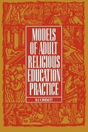Models of Adult Education Practice Paperback