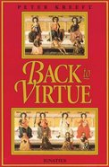 Back to Virtue Paperback