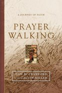 Prayer Walking Paperback