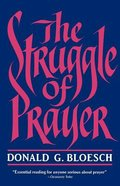 Struggle of Prayer Paperback