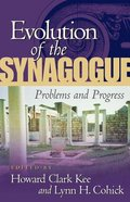 Evolution of the Synagogue Paperback