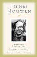 Henri Nouwen Paperback