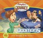 Odditions (#45 in Adventures In Odyssey Audio Series) CD