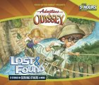 Lost & Found (Complete Collection on 4 CDS) (#45 in Adventures In Odyssey Audio Series) CD