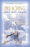 Preaching Pure and Simple Paperback