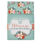 Box of Blessings:101 Blessings For the Best Mom in the World
