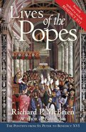Lives of the Popes - Revised Paperback