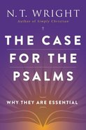 The Case For the Psalms Paperback
