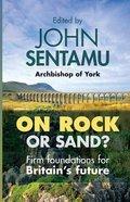 On Rock Or Sand? Paperback
