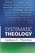 Systematic Theology Paperback