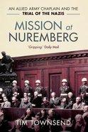 Mission At Nuremberg Paperback