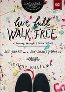 Live Full Walk Free (A DVD Study) (Inscribed Collection) DVD