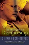 The Cost of Discipleship Paperback