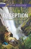 Deception (Mountain Cove) (Love Inspired Suspense Series) Mass Market
