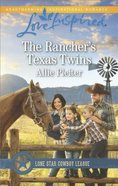 The Rancher's Texas Twins (Lone Star Cowboy League: Boys Ranch #06) (Love Inspired Series)