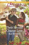 Their Second Chance Love (Texas Sweethearts) (Love Inspired Series)