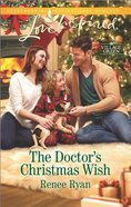 The Doctor's Christmas Wish (Village Green) (Love Inspired Series)