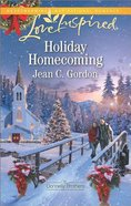 Holiday Homecoming (Love Inspired Series) eBook