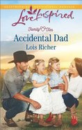 Accidental Dad (Family Ties) (Love Inspired Series)