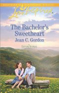 The Bachelor's Sweetheart (The Donnelly Brothers) (Love Inspired Series)