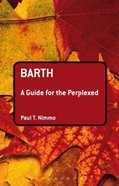 Barth (Guides For The Perplexed Series) Paperback