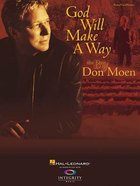 God Will Make a Way Music Book Paperback