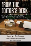 From the Editor's Desk Paperback