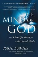 The Mind of God Paperback