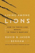 Living Among Lions Paperback