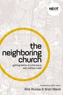 The Neighboring Church Hardback