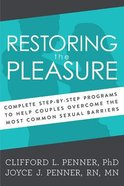 Restoring the Pleasure Paperback