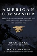 American Commander Hardback