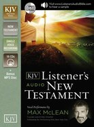 The KJV Listener's Audio New Testament CD