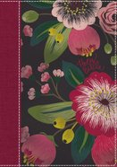 NKJV the Woman's Study Bible Indexed Pink Floral Full-Color Hardback