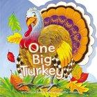 One Big Turkey Board Book