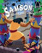 Samson, Strong and Faithful (Arch Books Series) Paperback