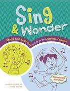 Sing & Wonder Songbook