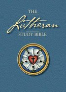 The Lutheran Study Bible Paperback