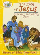 Wonder Kids: The Story of Jesus Paperback