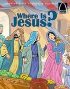 Where is Jesus? (Arch Books Series) Paperback
